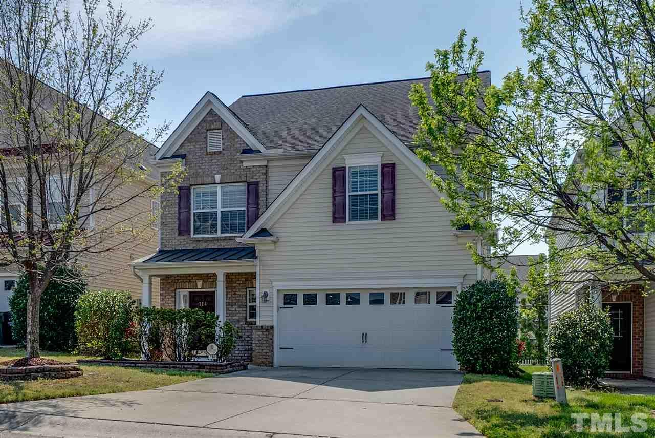 114 Station Drive , 2376543, Morrisville, Single-Family Home,  for sale, Realty World - Triangle Living