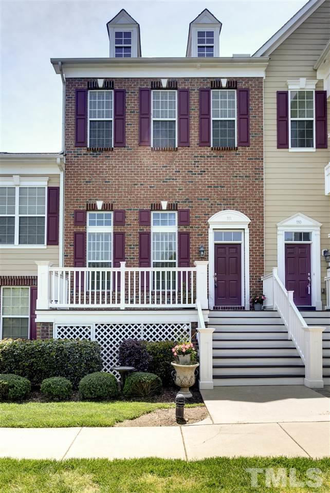 10410 Sablewood Drive  111, 2381069, Raleigh, Condo,  for sale, Realty World - Triangle Living